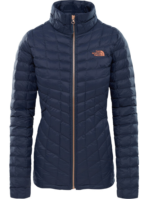The North Face Thermoball Jas Dames blauw
